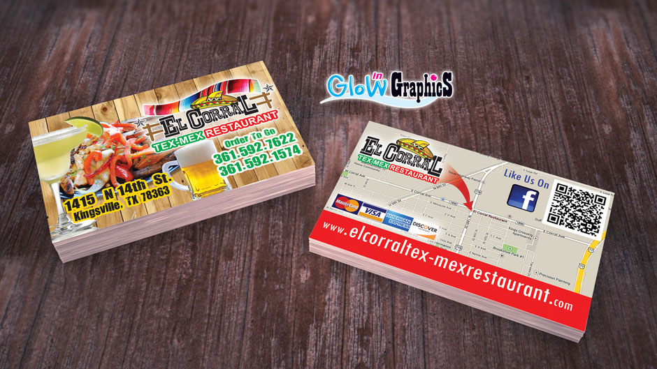 Digital Printing Custom Printed Restaurant Menus Flyers