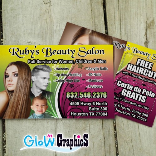 Ruby's Beauty Salon - Houston, TX