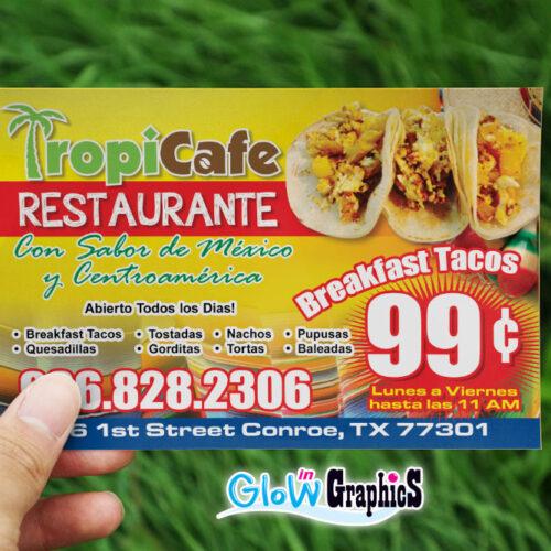 TropiCafe Restaurant  - Conroe, TX